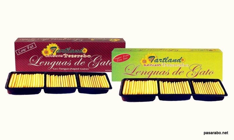 Tartland Baguio Low Sugar Fat Free